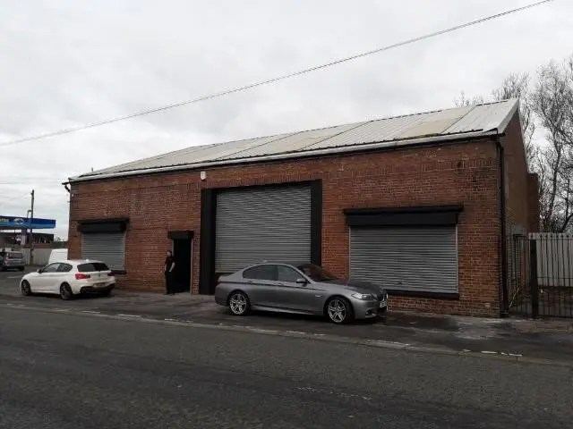 Asbestos surveys North West - PF Jones Wigan Depot, Pottery Rd, Wigan