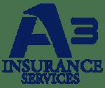 A3 logo blue 2019