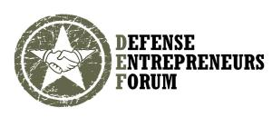 Defense Entrepreneurs Forum logo