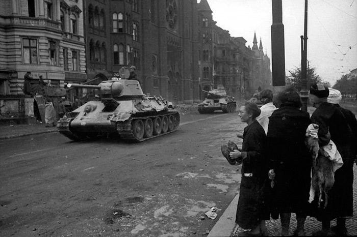 Берлинский раритет (Т-34-76)