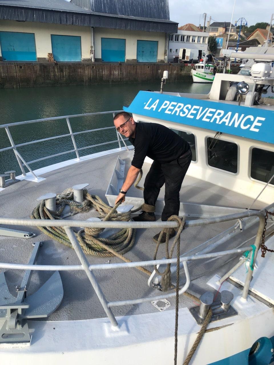 Yvon-membre équipage de la Persévérance-matelot