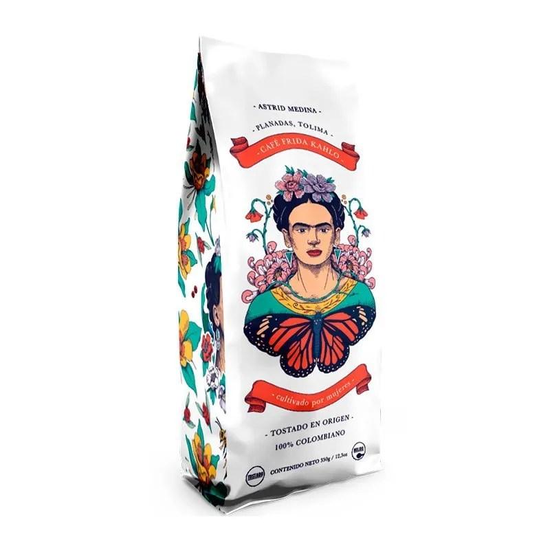 Café Frida Kahlo - Astrid Medina 350 Gr