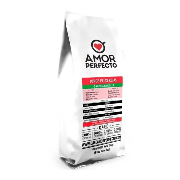 Café Jorge Rojas Lavado 227 Gr
