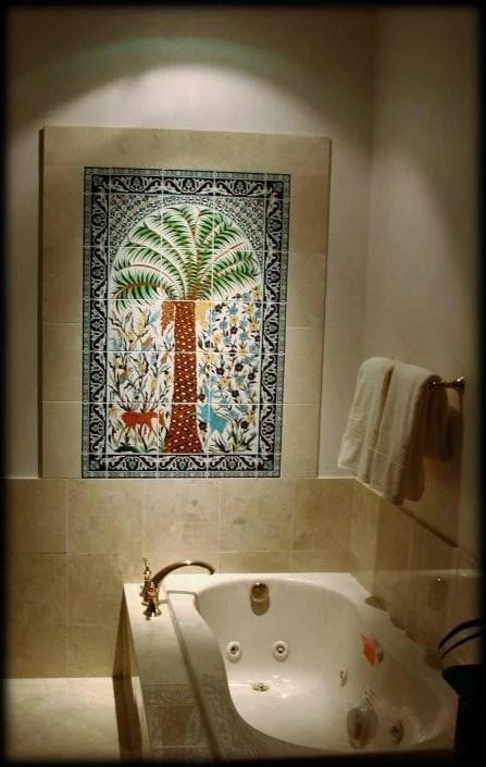 Bathroom Tile Design Ideas Amp Tile Murals Balian Tile Studio