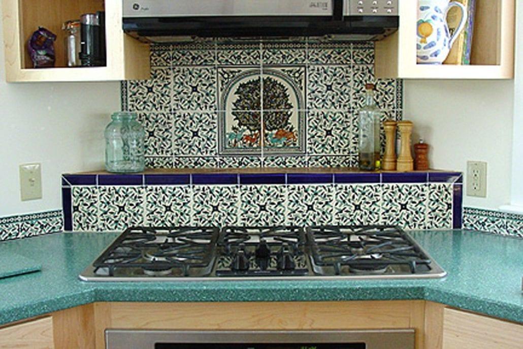Contemporary Kitchen Borders