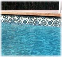 Swimming Pool Waterline Tile | Tile Design Ideas