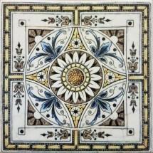 Victorian Tile & Minton Reproductions - Armenian Ceramics