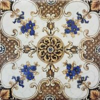 Victorian Tile & Minton Tile Reproductions - Armenian Ceramics