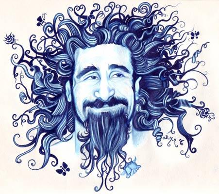 Serj Tankian for SOS Teghut: Diaspora rock star responds to environmental campaign's offer