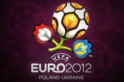 Euro 2012 - It´s Only Football - logo