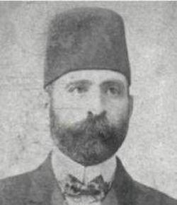 Lice mayor Huseyin Nesimi Bey