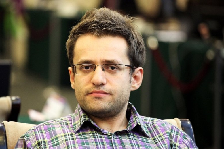 llevon aronian chess rating
