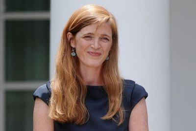 Ex US Ambassador to UN Samantha Power joins 'The Promise ...