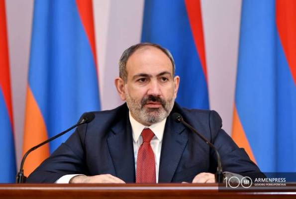 Armenia considers officially recognizing independence of Nagorno Karabakh, Pashinyan says