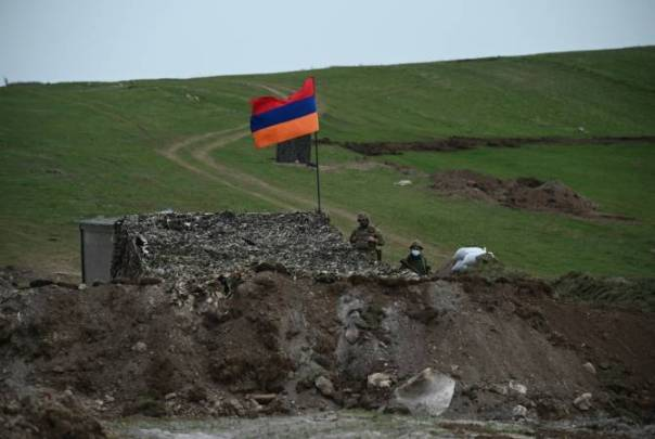 Situation on Armenia-Azerbaijan border remains stable