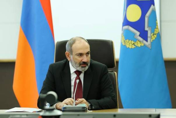 Countries' use of terrorist groups for military-political purposes unacceptable – Armenian PM