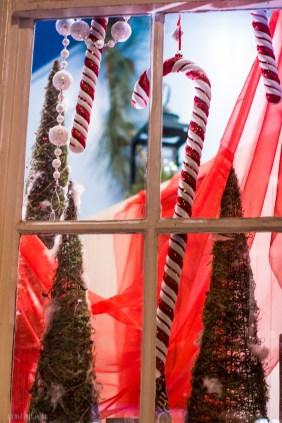 Christmas Windows, Midnight Madness Main Street Ellicott city photo by Armenyl.com