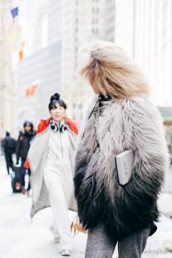 Street style at New York Fashion Week 2015 by Armenyl.com-2