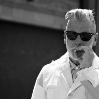 Fashion Portraits- Nick Wooster