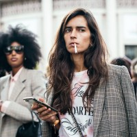 PLAID OUT : The Biggest Fashion Trend at PFW SS 2018
