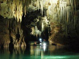 Rio Secreto Caves