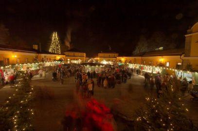 Salzburg Austria Christmas Market