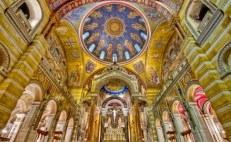 Cathedral Basilica of St. Louis, interior