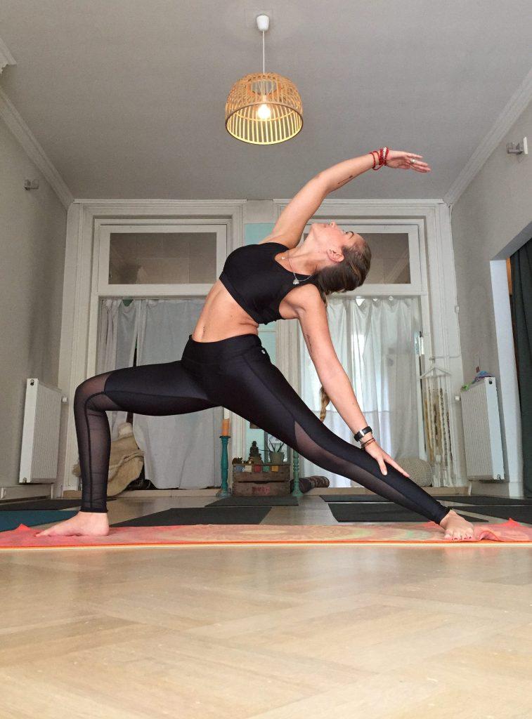 When I teach, I learn: What teaching yoga is teaching me