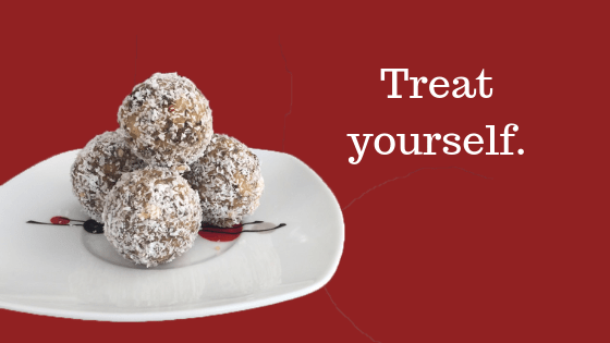 Quick, and TASTY protein balls!