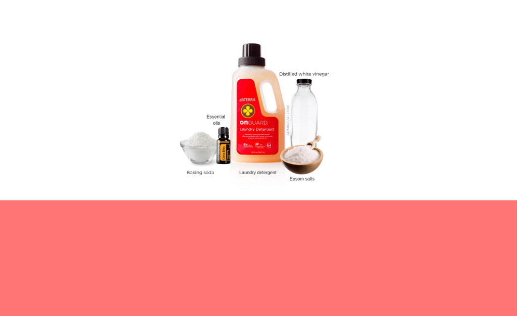 NON-TOXIC ALL-NATURAL Laundry Potion