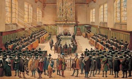 Synode de Dordrecht