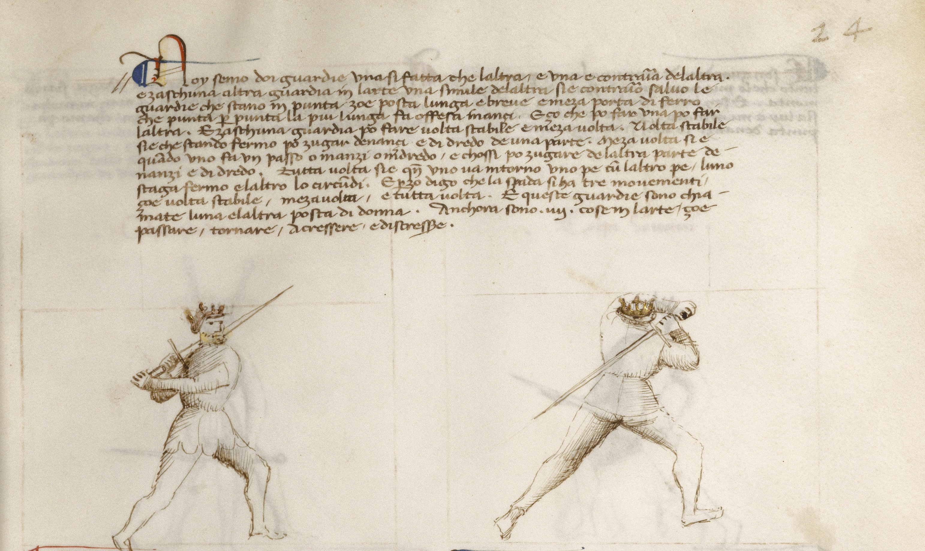SWORDSMANSHIP IN THE ART OF ARMS, PART ONE:  THE SIX MASTERS OF SWORD COMBAT