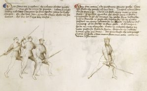 SWORDSMANSHIP IN THE ART OF ARMS, PART THREE: SWORD IN ONE HAND