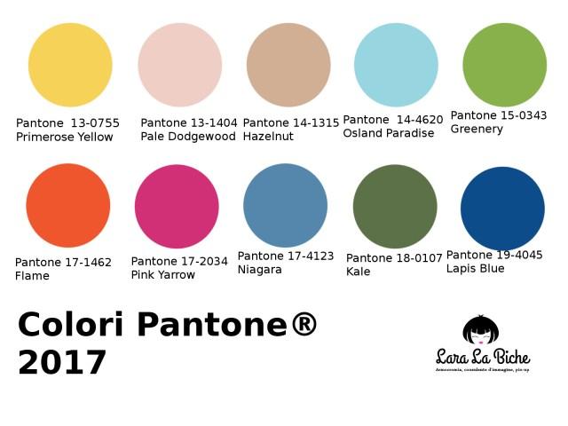 Colori Pantone 2017: a quali stagioni appartengono? Parte 2