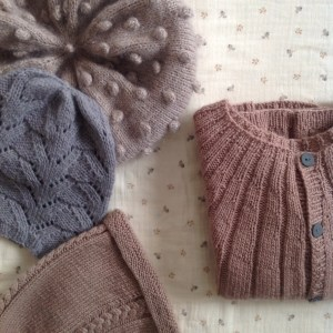 Patrons tricot