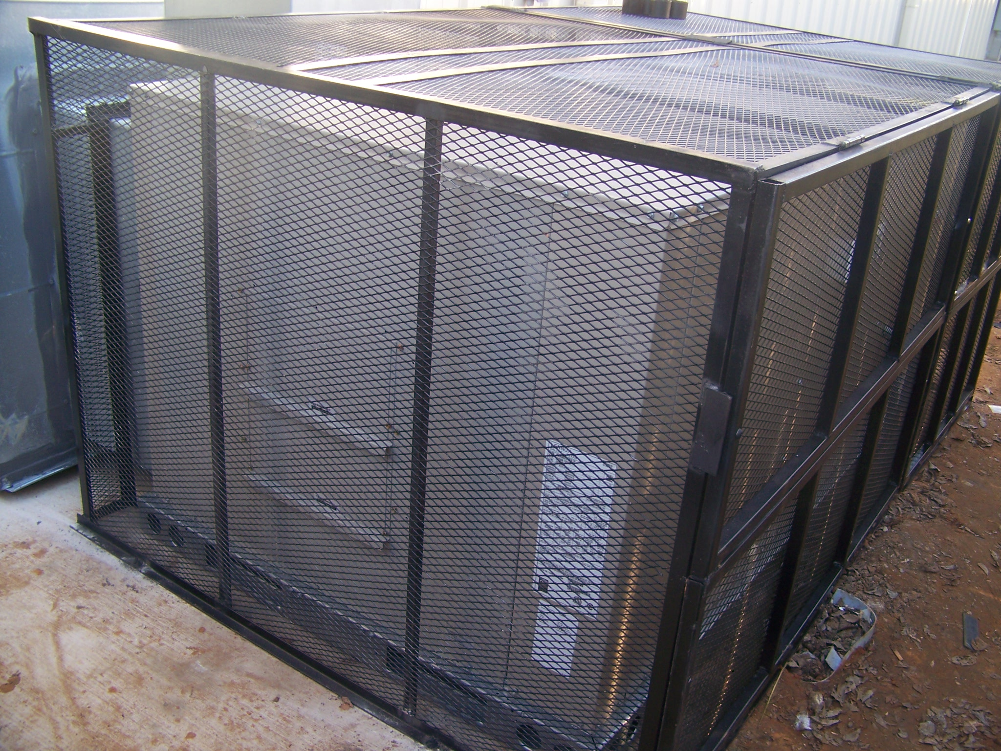 air conditioner cage 2003 jeep wrangler wiring diagram a c all star armor and