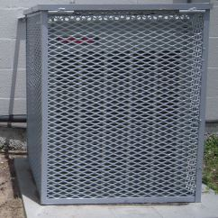 Air Conditioner Cage 1981 Yamaha 450 Wiring Diagram A C All Star Armor And