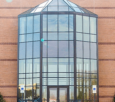 curtain wall commercial