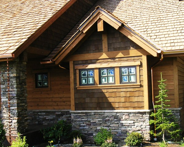 Houses with Cedar Shake Siding