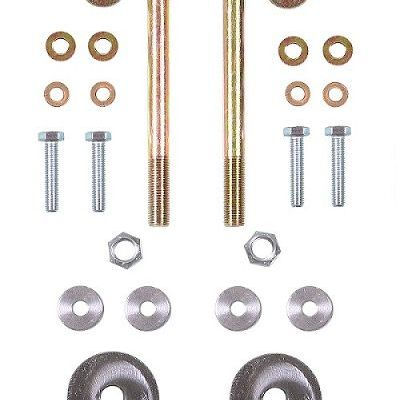 Toytec Front Differential Drop Kit