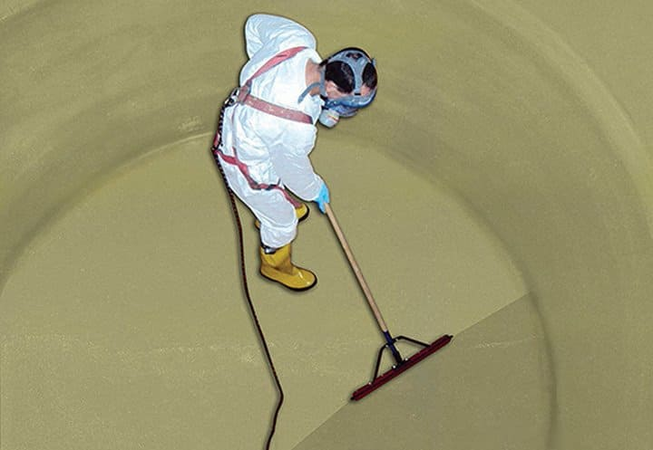 Commercial and Industrial Storage Tank Repair and Lining