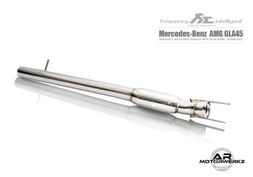 Fi Exhaust GLA45 AMG W156 Mid