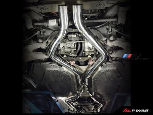 fi valvetronic exhaust bmw e71 x6m