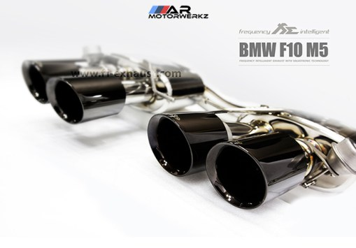 fi valveronic exhaust bmw f10 m5