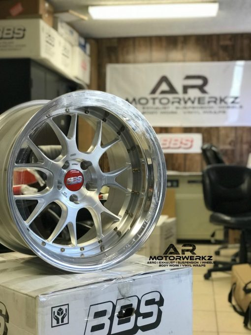 custom bbs lm-r wheels