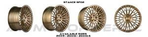 stance sf02 brush bronze