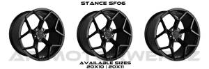 Stance SF06 SATIN BLACK