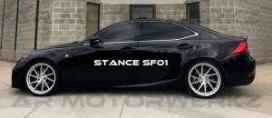 stance sf01 lexus is350