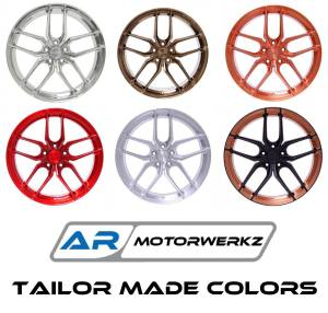 stance wheels tailor made colors