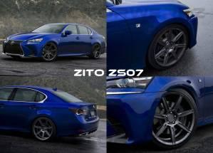 zito zs07 lexus gs350